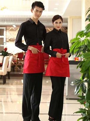 黑红撞色酒店服