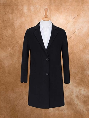 YW-22W黑女大衣