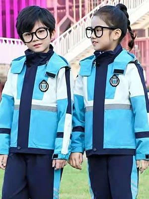 新款小学生春秋服装套装万博体育app手机登录款