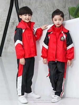 中小学生春秋校服服装套装万博体育app手机登录